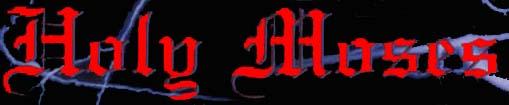 Holy Moses - Logo