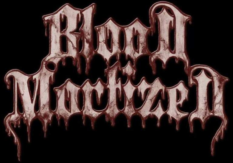 Blood Mortized - Logo