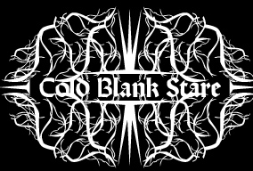 Cold Blank Stare - Logo