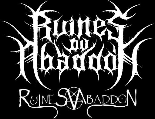 Ruines ov Abaddon - Logo