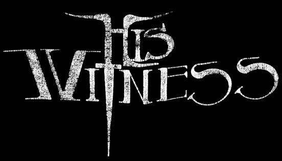 His Witness - Logo