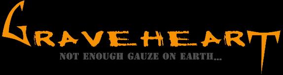 Graveheart - Logo