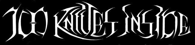100 Knives Inside - Logo