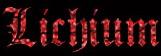 Lichium - Logo