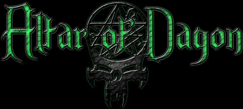 Altar of Dagon - Logo