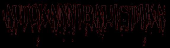 Autokannibalistika - Logo