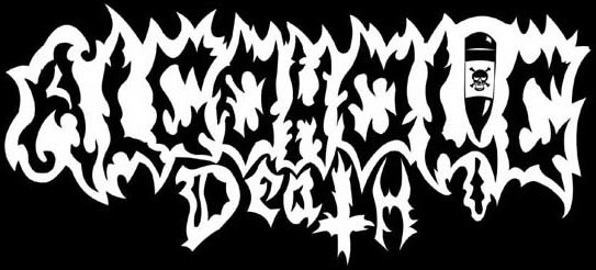 Alcoholic Death - Logo