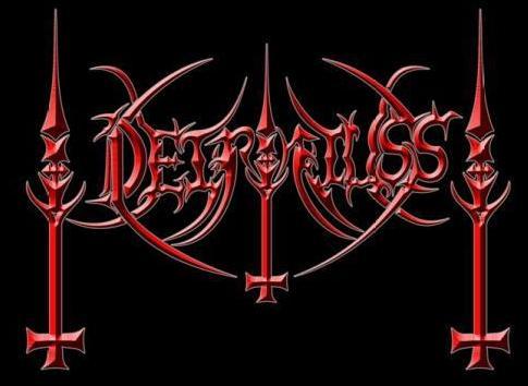 Detriktuss - Logo