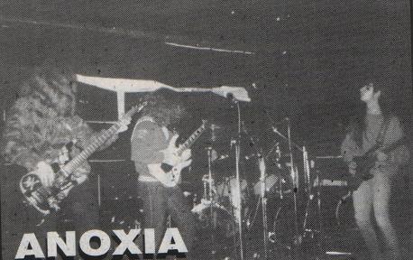 Anoxia - Photo