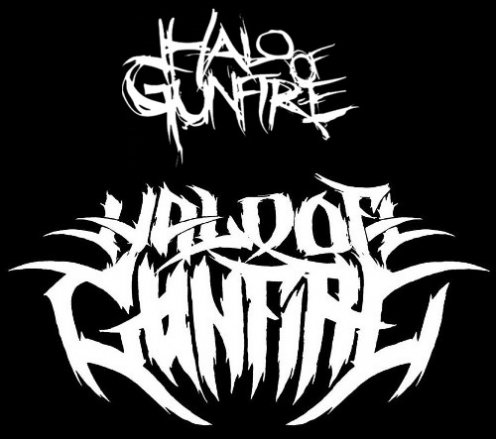 Halo of Gunfire - Logo