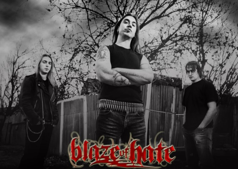 Blaze of Hate - Photo