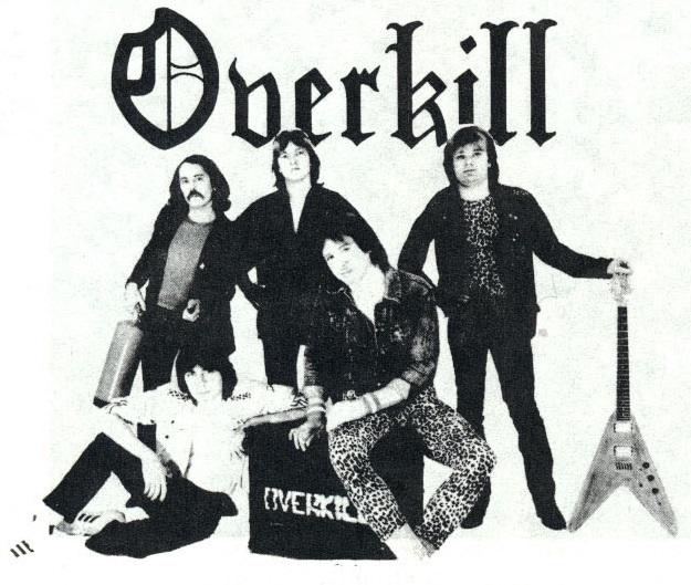 Overkill - Photo