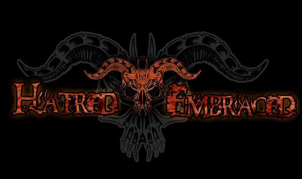Hatred Embraced - Logo