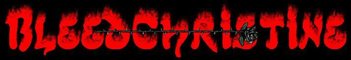 Bleed Christine - Logo
