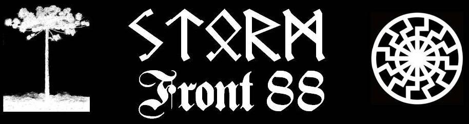 Storm Front 88 - Logo