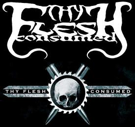 Thy Flesh Consumed - Logo