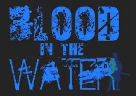 Blood in the Water - Logo