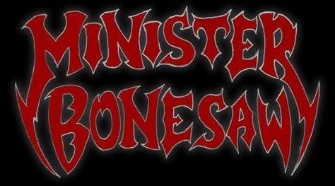 Minister Bonesaw - Logo