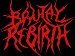 Brutal Rebirth - Logo