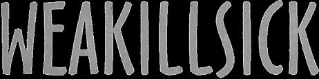 Weakillsick - Logo