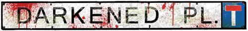 Darkened Place - Logo