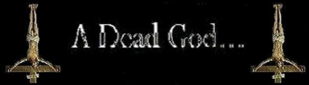 A Dead God... - Logo