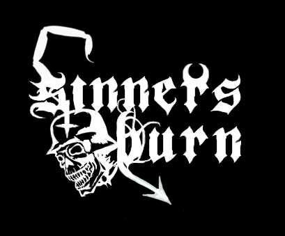 Sinners Burn - Logo