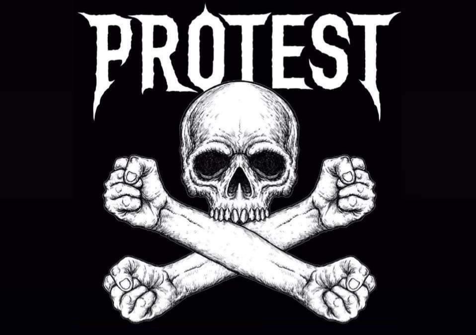 Protest - Logo