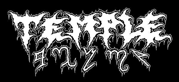 Temple Below - Logo