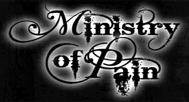 Ministry of Pain - Logo