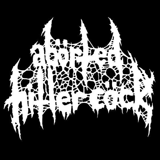 Abörted Hitler Cöck - Logo