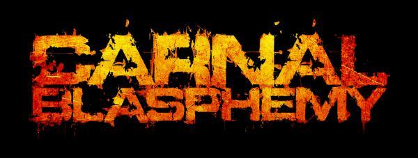 Carnal Blasphemy - Logo