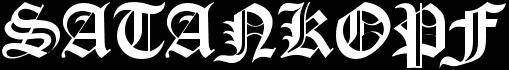 Satankopf - Logo