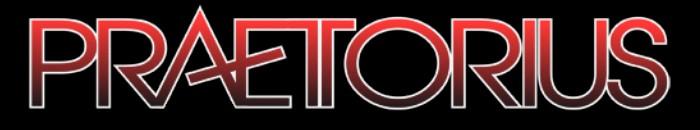 Praetorius - Logo
