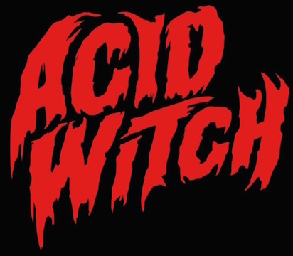 Acid Witch - Logo