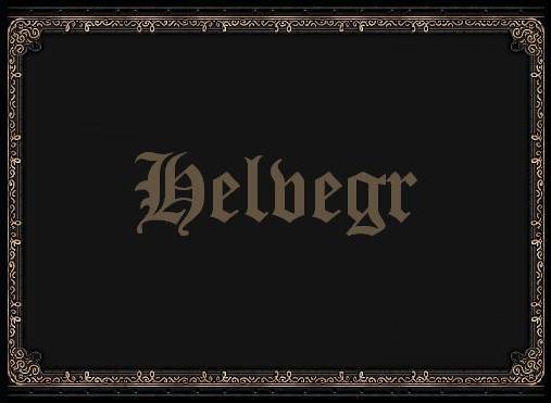 Helvegr - Logo