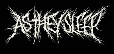 As They Sleep - Logo