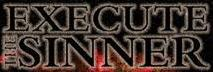 Execute the Sinner - Logo