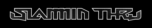 Slammin' Thru (logo)