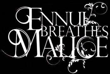 Ennui Breathes Malice - Logo