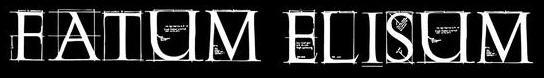 Fatum Elisum - Logo