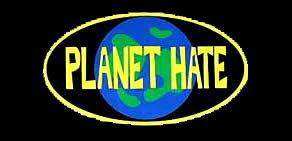 Planet Hate - Logo