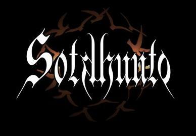Sotahuuto - Logo