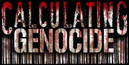 Calculating Genocide - Logo
