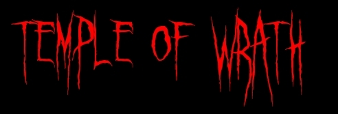 Temple of Wrath - Logo