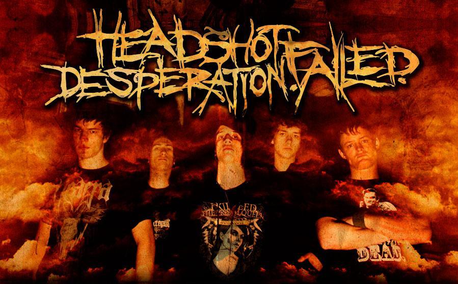Headshot.Failed.Desperation - Photo