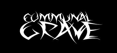 Communal Grave - Logo