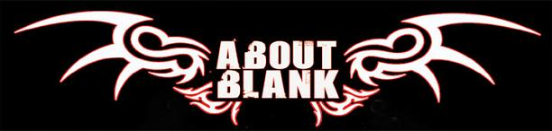 About: Blank - Logo