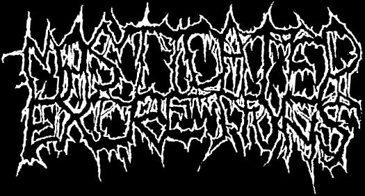 Masticated Excretions - Logo