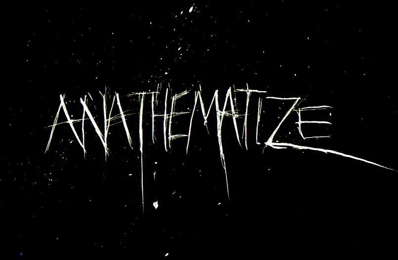 Anathematize - Logo